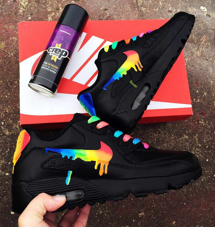 super popular cdc46 38290 ... the best ever customized Nike Air Max 90 kicks in our today s top 10  list. Be sure to check out each and every single custom kick and stay tuned  for ...
