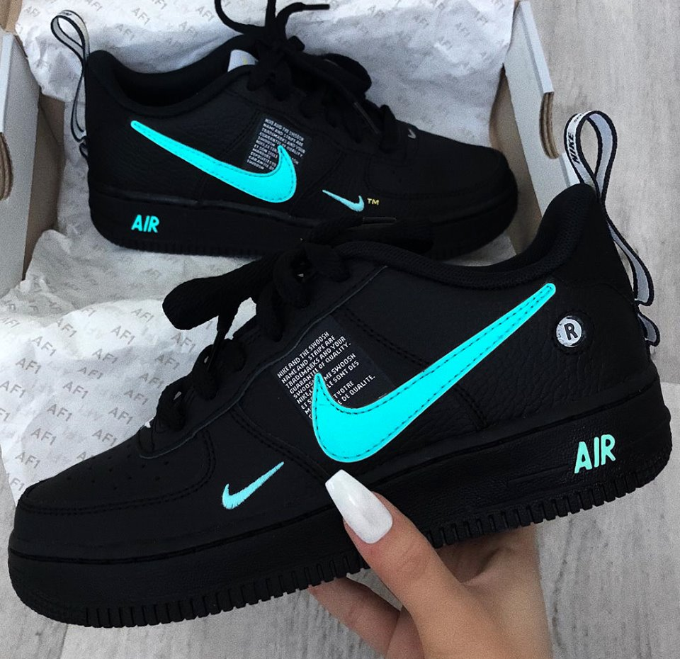 competitive price 4897e cde93 So, without further ado, check out our today s top 10 Nike Air Force 1  Customs and explore the beauty of hand-painted sneakers.